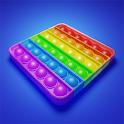 Pop It 3D Simulator  -  Fidget anti stress 3D icon