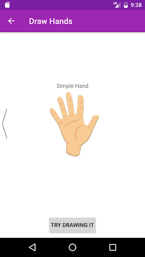 玩免費遊戲APP|下載Draw Hands Step By Step app不用錢|硬是要APP