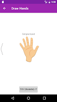 Draw Hands Step By Step - screenshot thumbnail 05