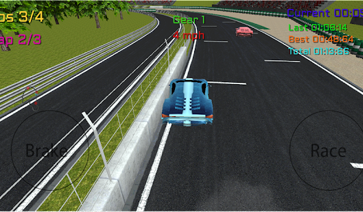 Fast Racing Turbo 3D-Free screenshot 12