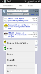 Amministrativo.it- screenshot thumbnail