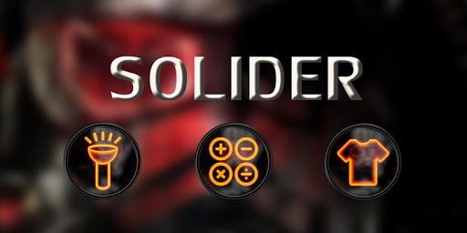 Solider Theme
