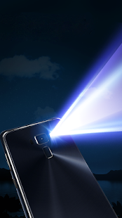 Flashlight: Free & Simple - náhled