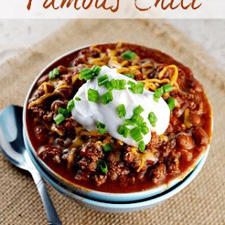 Famous Chili