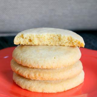 Orange Sugar 'n Spice Cookie.