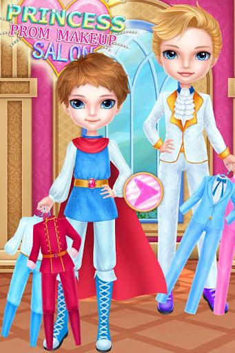 玩免費休閒APP|下載Princess Prom Makeup Salon app不用錢|硬是要APP