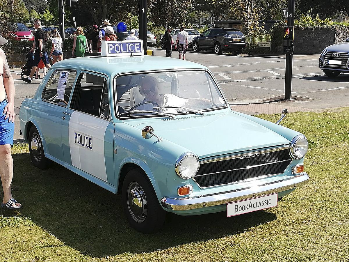 Austin 1100 Panda Car Hire Taunton
