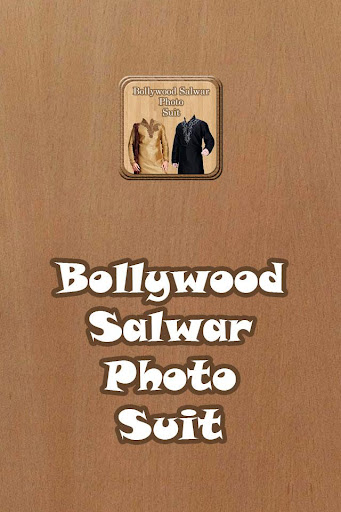 Bollywood Salwar Photo Suit