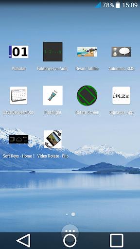 Soft Keys - Home Back Button 4.0 screenshots 4