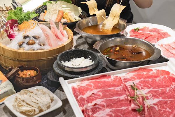 高雄三民|哈肉鍋-哈肉鍋-不只是大肉盤,還有無限量供應的吃到飽自助吧任你吃