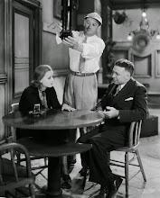 Photo: Greta Garbo, o diretor de fotografia William H. Daniels e o diretor Clarence Brown.  http://filmesclassicos.podbean.com