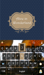 Alice In Wonderland Theme screenshot 0