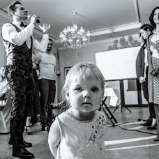 Wedding photographer Svetlana Matrosova (SvetaELK). Photo of 05.09.2018