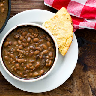 Aaron Franklin's pinto beans.