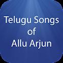 Telugu Songs of Allu Arjun icon