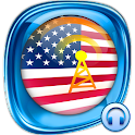 North America Radio Stations icon