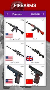 كيفية رسم الأسلحة خطوة بخطوة ، واستخلاص الدروس 2