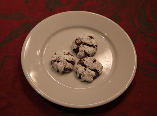 Chocolate Espresso Crinkles Recipe