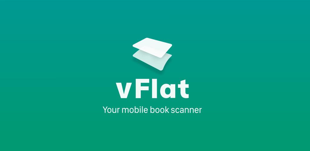 Download vFlat - Your mobile book scanner APK latest version