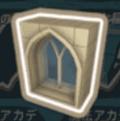 魔法アカデミーの石窓
