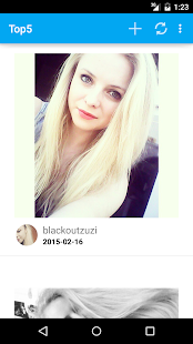 Top5 - Instagram viewer screenshot