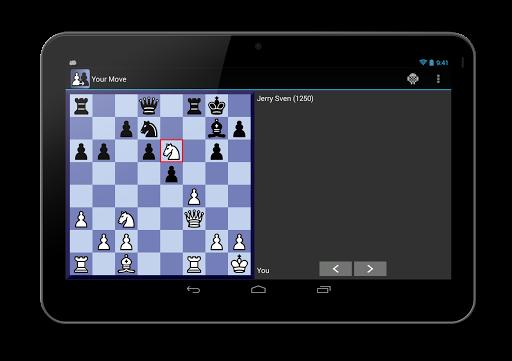 Your Move Correspondence Chess 1.4.10 screenshots 4