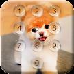 Puppy Dog Pin Lock Screen APK