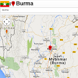 Burma map file APK Free for PC, smart TV Download