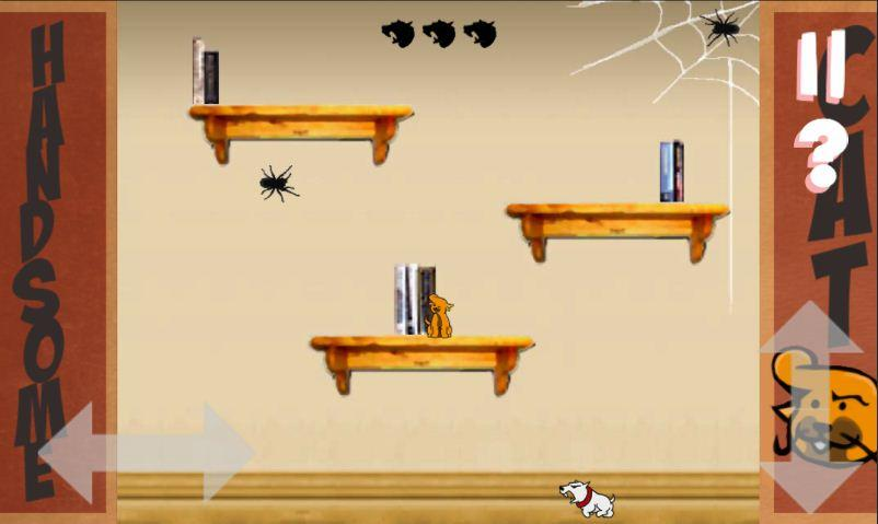 android Handsome Cat Screenshot 4