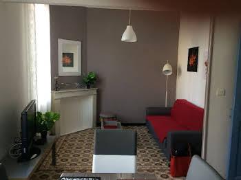 Appartement meublé 2 pièces 34,17 m2