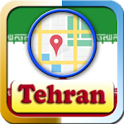 Tehran City Maps and Direction