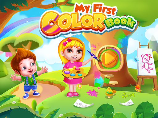 My First Coloring Book 1.0.2 screenshots 1