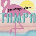 Tampa Florida icon