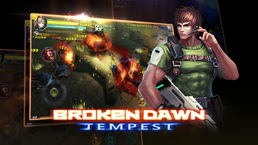 Broken Dawn:Tempest cheat screenshots 2