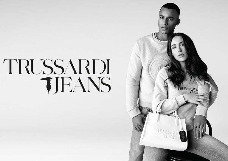 c1548b470d Lago Blu Blog Fashion & Lifestyle: TRUSSARDI JEANS CAMPAGNA ...