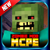 Zombie MOD For MCPE`