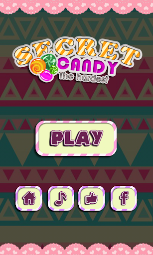 Touch my candy