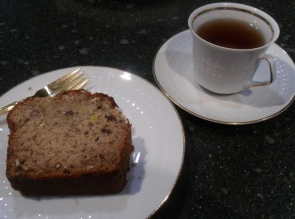 Tropical Paradise Quick Bread Recipe