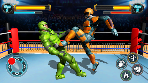 Real Robot Ring Fighting  2020  screenshots 11