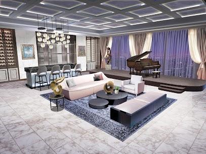 My Home Design – Luxury Interiors MOD (Money/Gems/Lives) 2