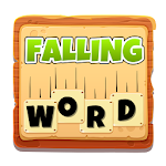 Falling Word Icon