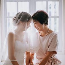 婚礼摄影师Cliff Choong(cliffchoong)。03.01.2019的照片