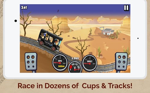 Hill Climb Racing 2 Apk MOD (Unlimited Money) 9