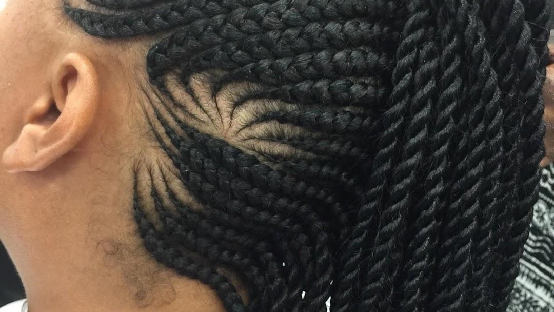 Bousso Hair Braiding Shop Beauty Salon In Baltimore