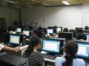 Photo: 20110919頭份(一)電腦軟體應用與實作MS Office Word與Excel 004