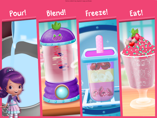 Strawberry Shortcake Sweet Shop screenshot 8