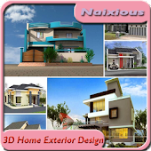 3D Home Exterior Design Ideas