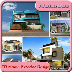 3d home exterior design ideas android apps on google play for Exterior home design app
