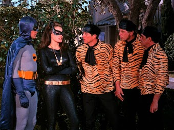 Scat! Darn Catwoman