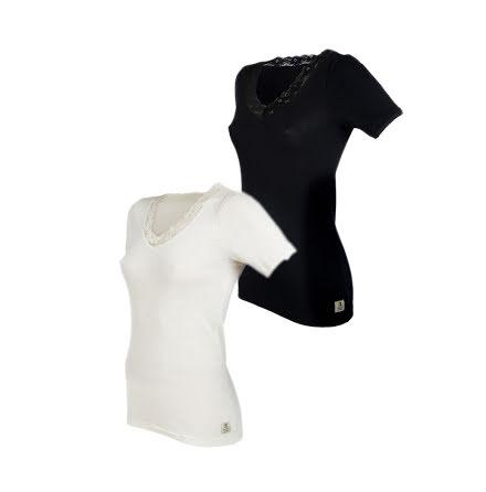 Tshirt med spets, Janus Deluxe